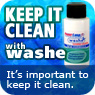 Keep it clean with PowerLung Washe!