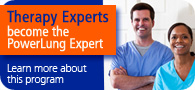 PowerLung Thearpy Expert Program