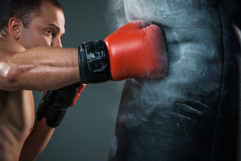 Уроки бокса для начинающих в домашних условиях 42